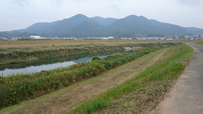 宗像三女神が降臨した六ヶ岳(福岡県宮若市)