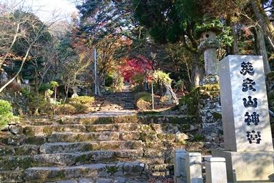 宗像三女神と大国主命の伝承を伝える英彦山神宮