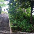 継体天皇をお祭りする足羽山と足羽神社