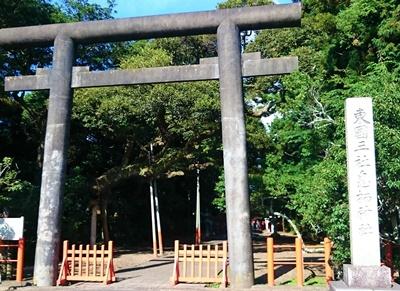 息栖(いきす)神社