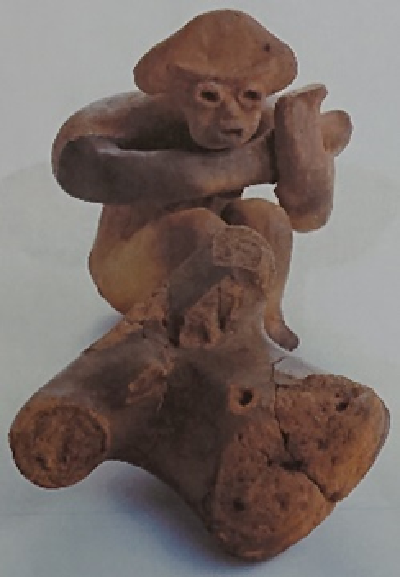 下山遺跡(島根県)土偶