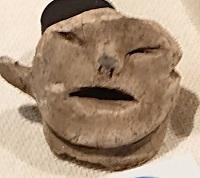 伊勢堂岱遺跡(秋田県)土偶