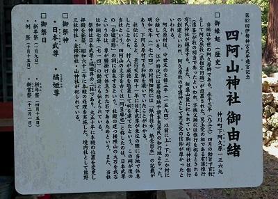 四阿山神社御由緒