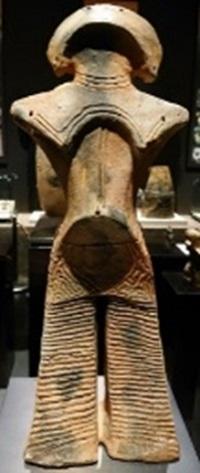 国宝 縄文の女神