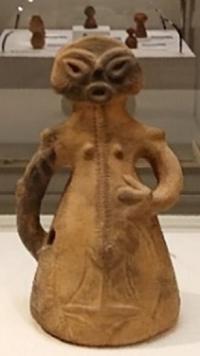鋳物師屋遺跡(山梨県)土偶