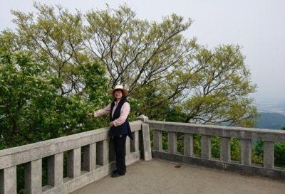yurin-彌彦神社山頂